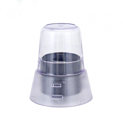 Pentec TAC-339 Electric Blender for Pentec with a lid cover and mill.