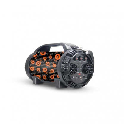 PENTEC Speaker 40W TAC-1011 Dual Speaker 3D Surround with subwoofer, stereo sound and booming bass