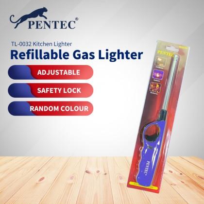 PENTEC TL-0032 Electric gun lighter kitchen gas stove burning household extended long lighter